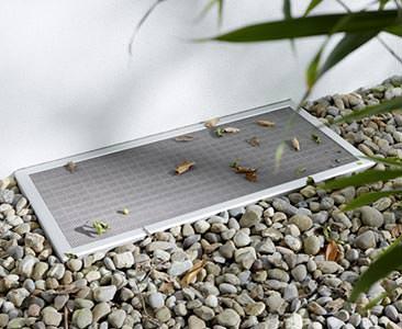 Insektenschutz für Lichtschächte